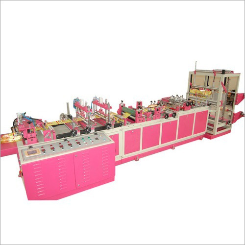 Five Side Seal Pouch Making Machine