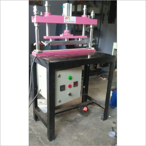 Seal Pouch Making Machine