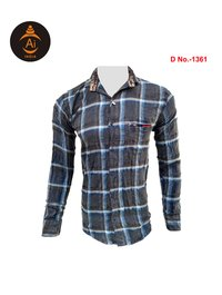 Men's Checks Shirt