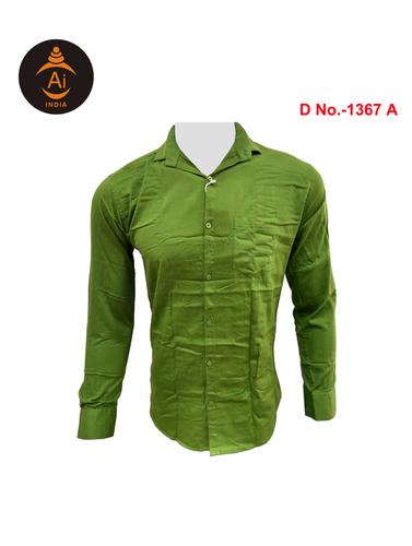 Men's Cotton Casual Designed Shirt