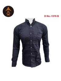 Men's Cotton Casual Slim Fit Shirt