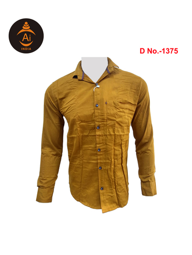 Men's Attractive Casual Plain Shirt