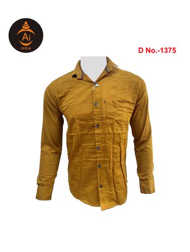 Men's Attractive Casual Plain Shirt