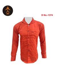Men's Attractive Designer Cotton Shirt