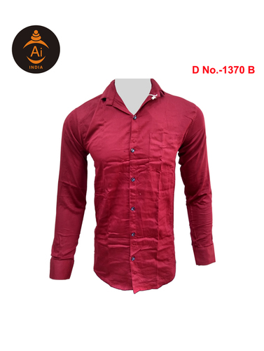 Men's Attractive Cotton Casual Shirt