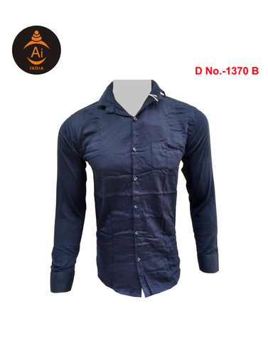 Men's Cotton Casual Readymade Shirt
