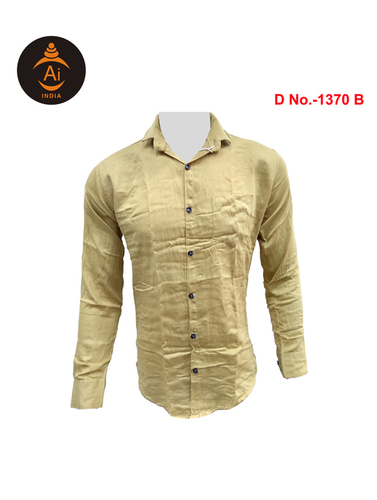Men's Latest Attractive Cotton Casual Shirt