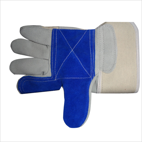 Canadion Double Palm Leather Hand Gloves