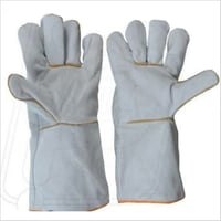 Chrome Leather Safety Gloves