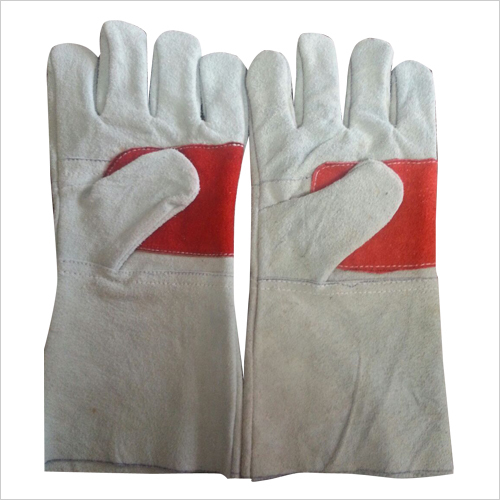 Doubel Palm Hand Gloves