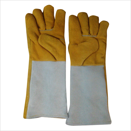 Double color Safety Gloves