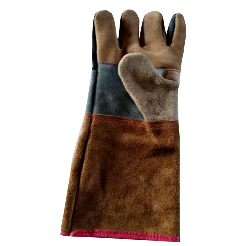 Multiy Color Double Palm Gloves