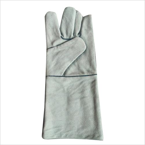 White Beding Safety Gloves