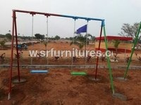 Children Park Swing Set