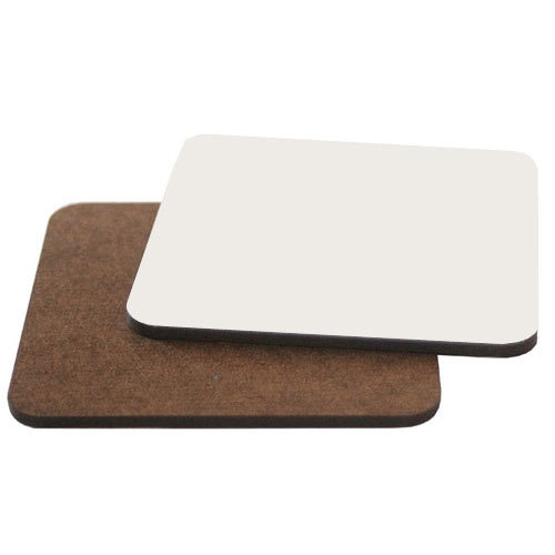 Sublimation Hardboard Coaster (VHBM - Coaster)