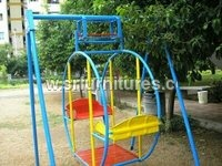 Play Ground Round Swing