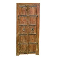 Wooden Old Door Almirah
