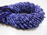AAA Quality Natural Purple Opal Beads