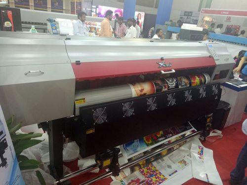 Solvent Printing Machine