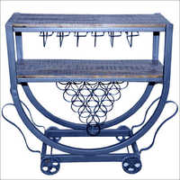 Iron Bar Trolley