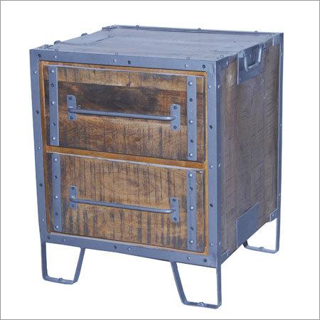 Iron Bedside