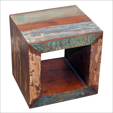 Wooden Cube