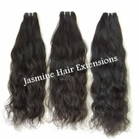top Quality Natural Black Human Hair