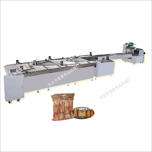 FK-1000-2 Automatic feeding packing production line