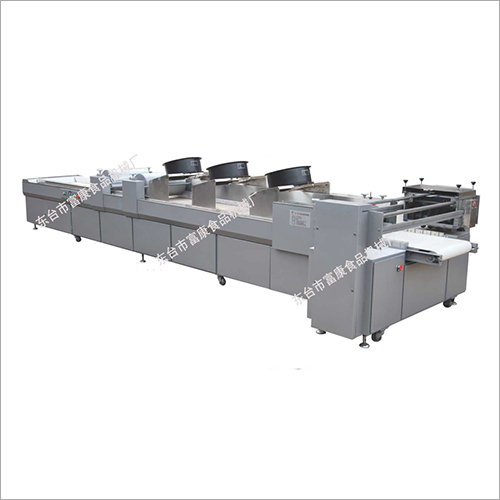FK- 600 Automatic Forming and Cutting Machine