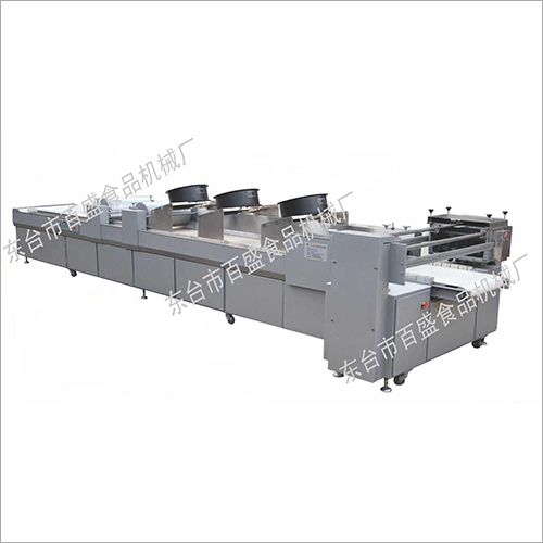 Swelled Rice Candy Production Machine