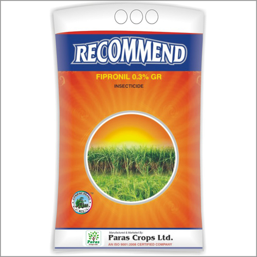Recommend Insecticide