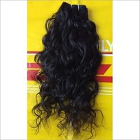 Indian Human Hair Remy Raw Curly Hair