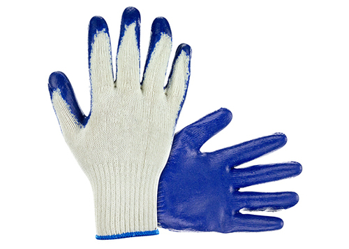 Electrical Hand Knitting Safety Gloves
