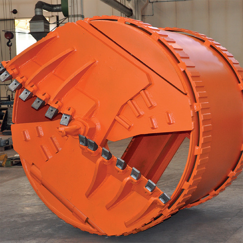 Heavy Duty Drilling Buckets