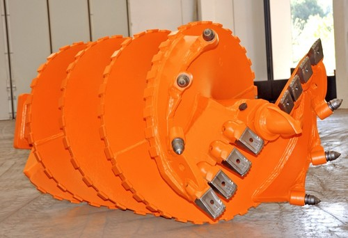 Heavy Duty Drilling Auger