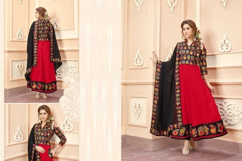 1a79506fed Digital Print Work Anarkali Suit Wholesaler - KRIVI DESIGNER, 313, Kapadia  Bldg., 3rd Floor, Room No.2, Opp. Kakkad Market, Kalbadevi Road, , Mumbai,  India