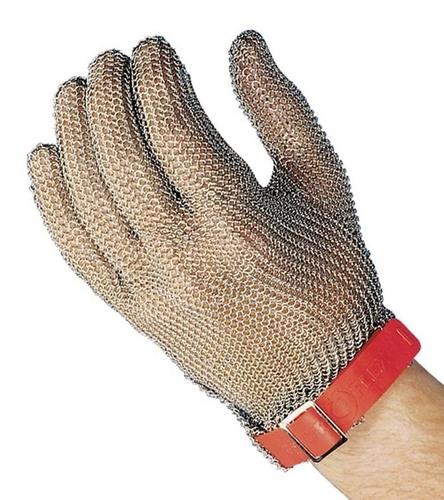 Chain Mesh Gloves
