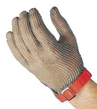 Chain Mesh Gloves