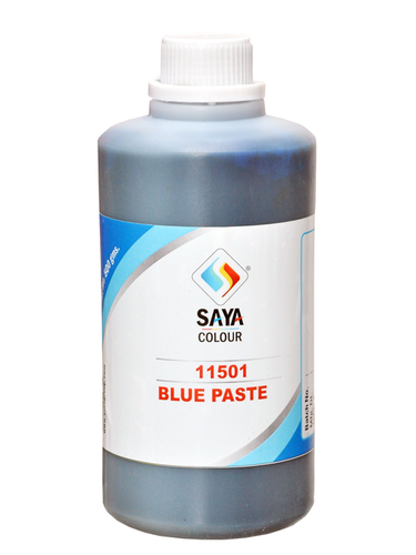 Blue Pigment Paste for Waterbase Paint