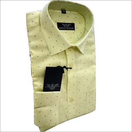 Mens Emporio Armani Shirts