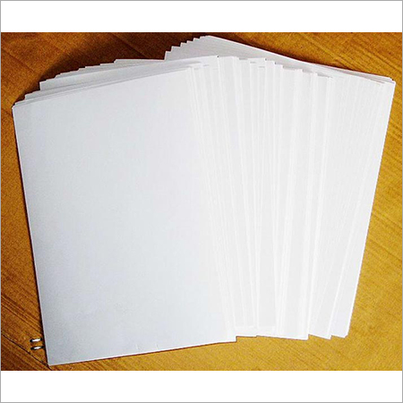 A4 Size Sheets