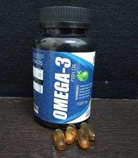 1000mg Omega 3 Fish Oil