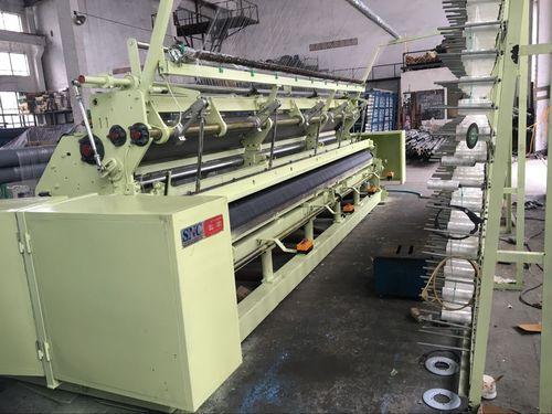 High Speed Netting Machine