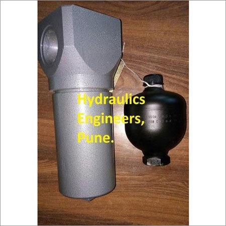 Rock Breaker Filter & Accumulators