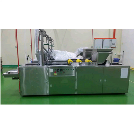 Jam Injection Machine