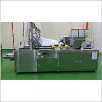Biscuit Filling & Injection Machine