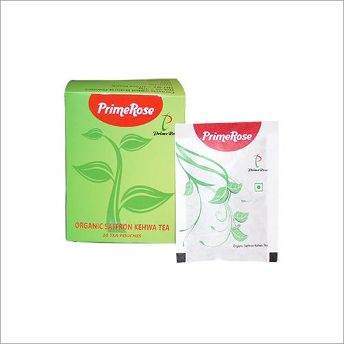 Organic Saffron Kahwa Tea
