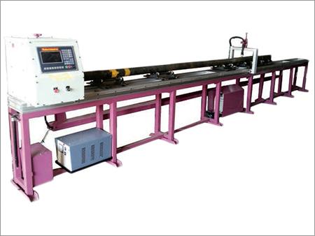 CNC Pipe Cutting Machine