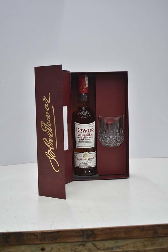 Gift Box 2 glass 1 Bottle