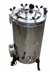 Vertical Autoclaves